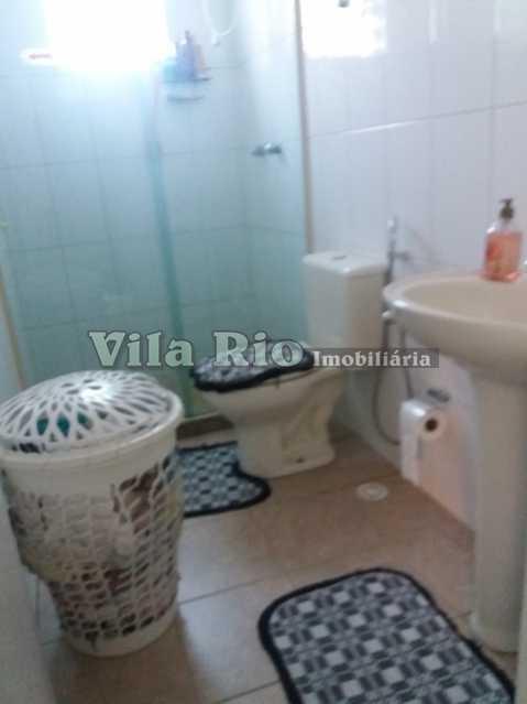 BANHEIRO 1 - Casa 3 quartos à venda Vila da Penha, Rio de Janeiro - R$ 690.000 - VCA30053 - 13