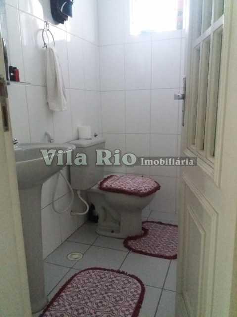 BANHEIRO 2 - Casa 3 quartos à venda Vila da Penha, Rio de Janeiro - R$ 690.000 - VCA30053 - 14