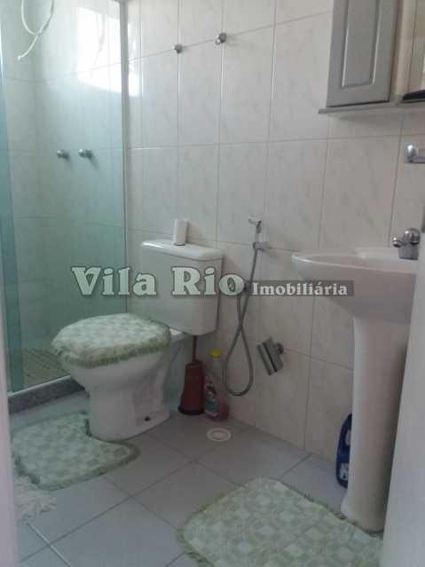 BANHEIRO 4 - Casa 3 quartos à venda Vila da Penha, Rio de Janeiro - R$ 690.000 - VCA30053 - 16