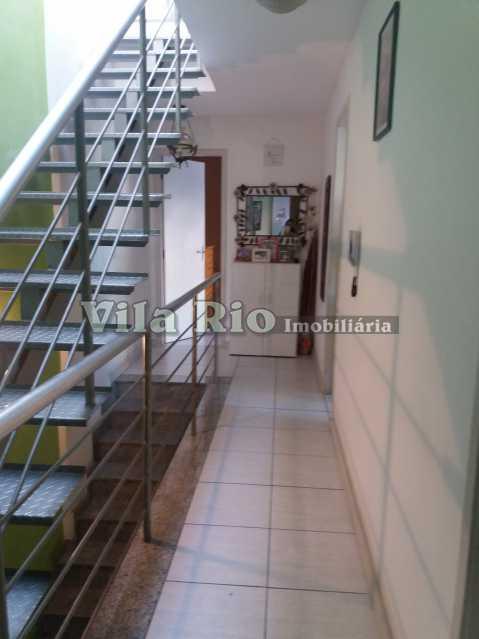 CIRCULAÇÃO - Casa 3 quartos à venda Vila da Penha, Rio de Janeiro - R$ 690.000 - VCA30053 - 22