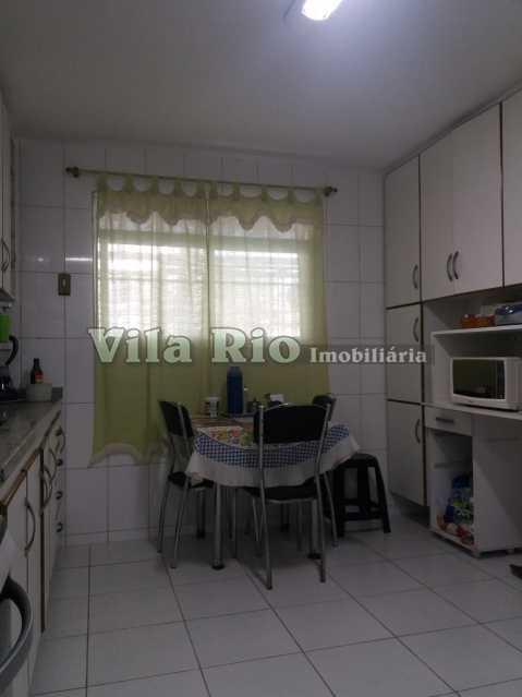 COZINHA 1 - Casa 3 quartos à venda Vila da Penha, Rio de Janeiro - R$ 690.000 - VCA30053 - 17