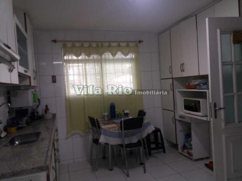 COZINHA 2 - Casa 3 quartos à venda Vila da Penha, Rio de Janeiro - R$ 690.000 - VCA30053 - 18