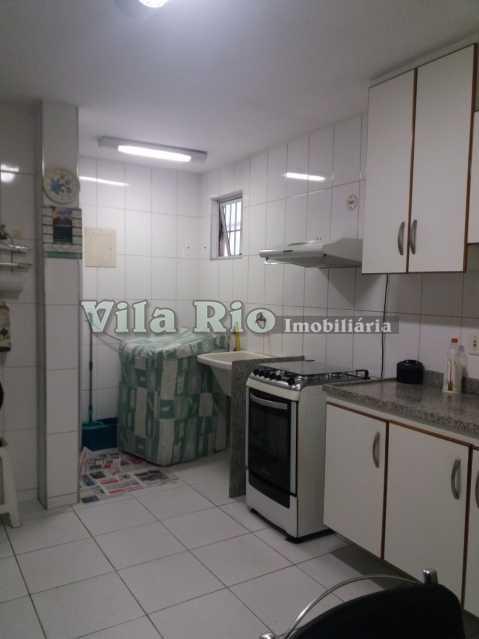 COZINHA 3 - Casa 3 quartos à venda Vila da Penha, Rio de Janeiro - R$ 690.000 - VCA30053 - 19
