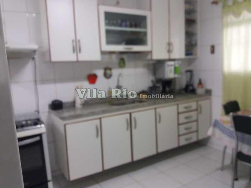 COZINHA 4 - Casa 3 quartos à venda Vila da Penha, Rio de Janeiro - R$ 690.000 - VCA30053 - 20
