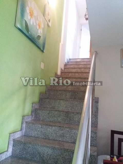 ESCADA 2 - Casa 3 quartos à venda Vila da Penha, Rio de Janeiro - R$ 690.000 - VCA30053 - 24