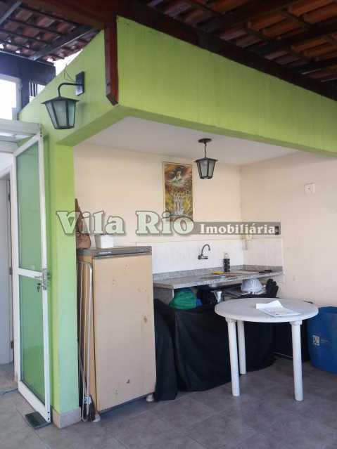 TERRAÇO 2 - Casa 3 quartos à venda Vila da Penha, Rio de Janeiro - R$ 690.000 - VCA30053 - 27