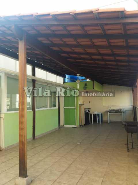 TERRAÇO 3 - Casa 3 quartos à venda Vila da Penha, Rio de Janeiro - R$ 690.000 - VCA30053 - 28
