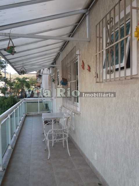 VARANDA - Casa 3 quartos à venda Vila da Penha, Rio de Janeiro - R$ 690.000 - VCA30053 - 25