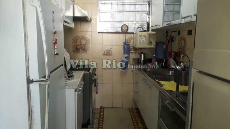 Cozinha - Casa 6 quartos à venda Irajá, Rio de Janeiro - R$ 1.200.000 - VCA60003 - 19