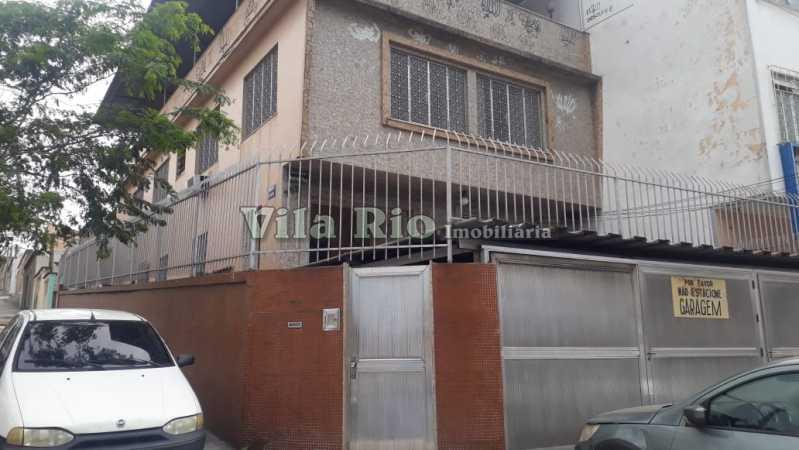Fachada - Casa 6 quartos à venda Irajá, Rio de Janeiro - R$ 1.200.000 - VCA60003 - 31