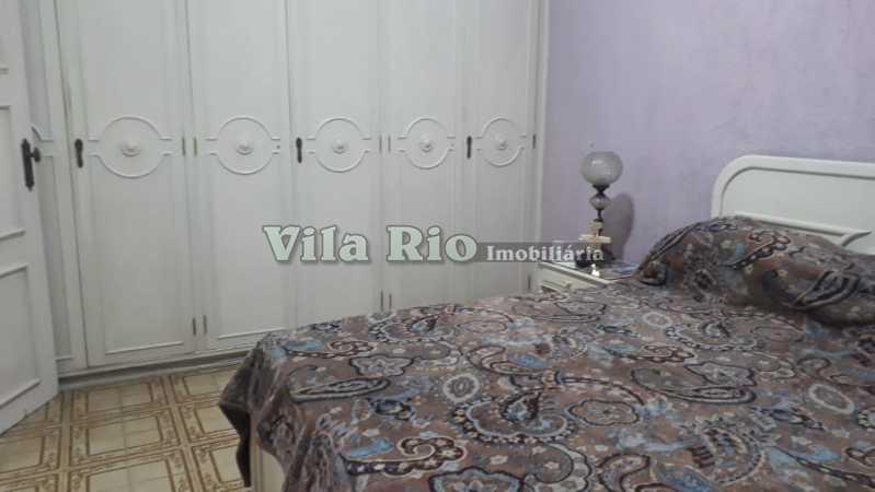 Quarto 1.1 - Casa 6 quartos à venda Irajá, Rio de Janeiro - R$ 1.200.000 - VCA60003 - 7