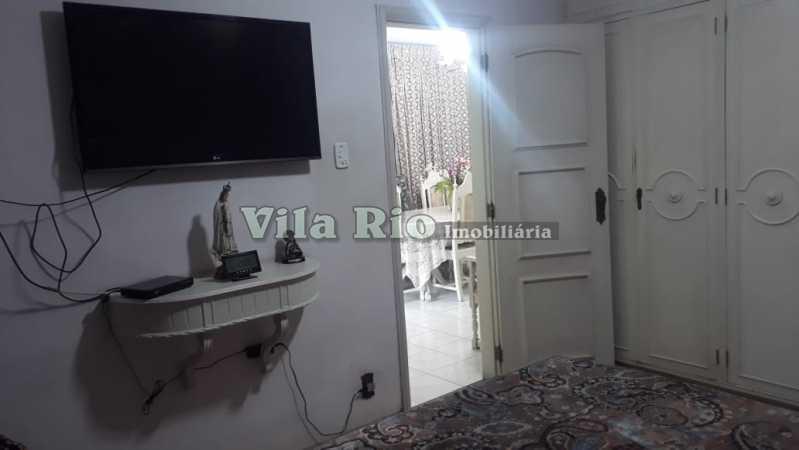 Quarto 1.2 - Casa 6 quartos à venda Irajá, Rio de Janeiro - R$ 1.200.000 - VCA60003 - 8