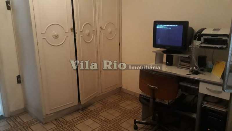 Quarto 3.1 - Casa 6 quartos à venda Irajá, Rio de Janeiro - R$ 1.200.000 - VCA60003 - 10