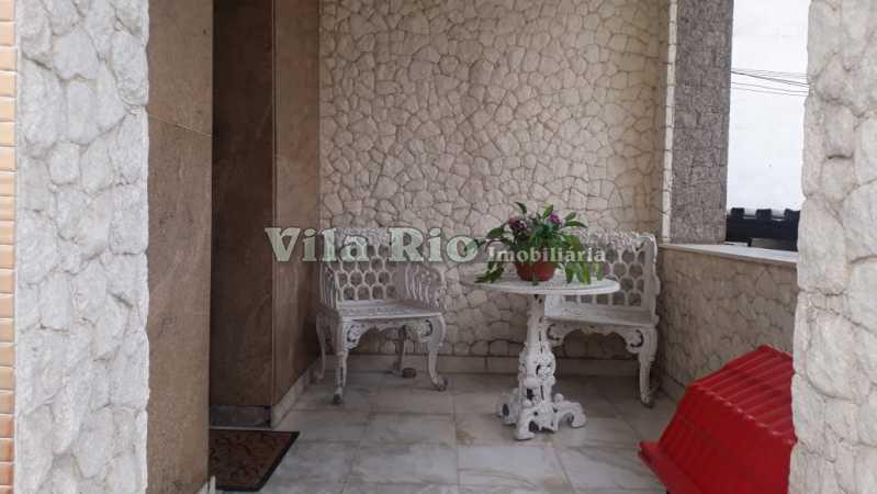 Varanda - Casa 6 quartos à venda Irajá, Rio de Janeiro - R$ 1.200.000 - VCA60003 - 23