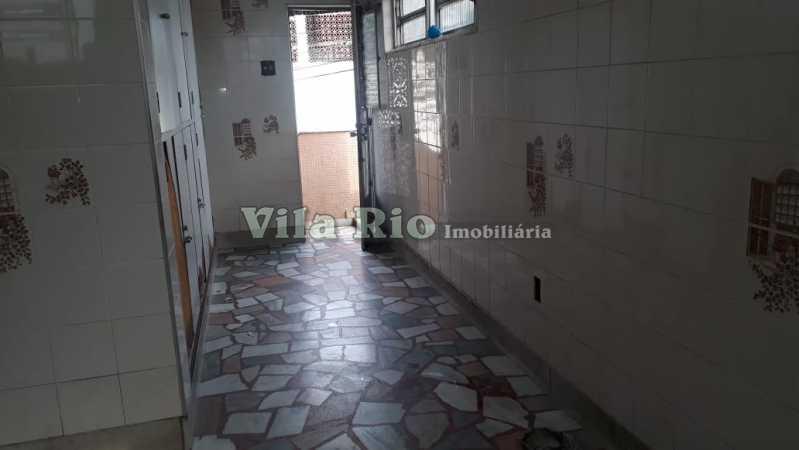 Área de serviço - Casa 6 quartos à venda Irajá, Rio de Janeiro - R$ 1.200.000 - VCA60003 - 22