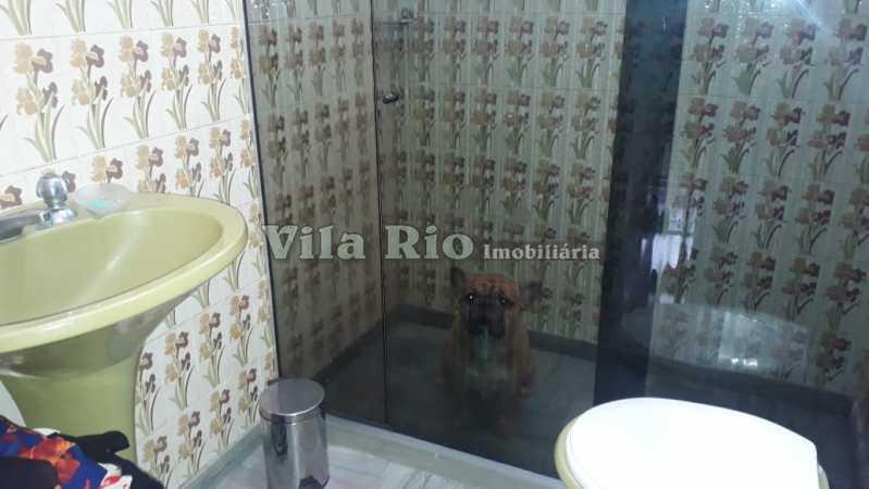 Banheiro social - Casa 6 quartos à venda Irajá, Rio de Janeiro - R$ 1.200.000 - VCA60003 - 17