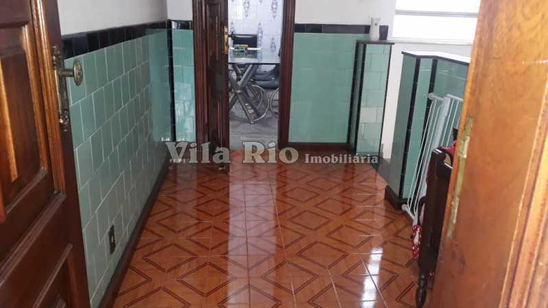 Circulação externa - Casa 6 quartos à venda Irajá, Rio de Janeiro - R$ 1.200.000 - VCA60003 - 25