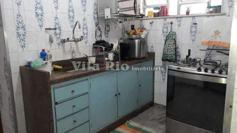 Cozinha - Casa 6 quartos à venda Irajá, Rio de Janeiro - R$ 1.200.000 - VCA60003 - 20
