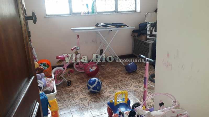 Quarto 2 - Casa 6 quartos à venda Irajá, Rio de Janeiro - R$ 1.200.000 - VCA60003 - 13