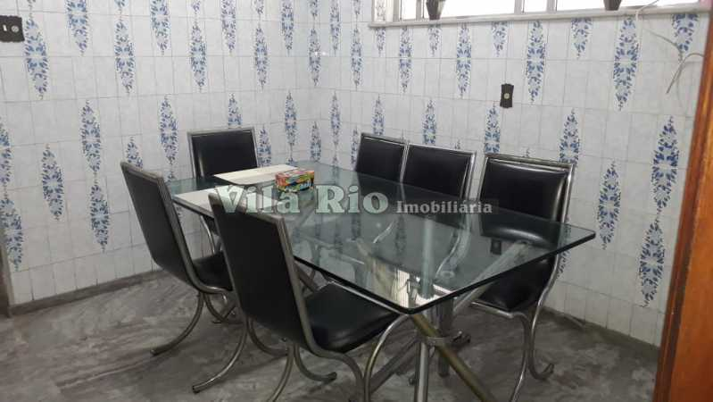 Sala de jantar.1 - Casa 6 quartos à venda Irajá, Rio de Janeiro - R$ 1.200.000 - VCA60003 - 6