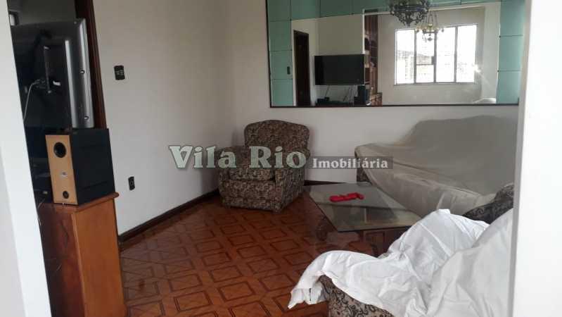 Salão.1 - Casa 6 quartos à venda Irajá, Rio de Janeiro - R$ 1.200.000 - VCA60003 - 5