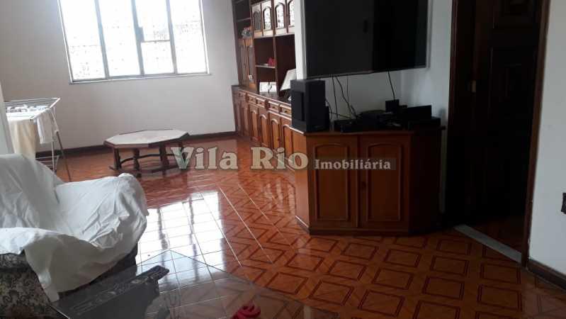 Salão.3 - Casa 6 quartos à venda Irajá, Rio de Janeiro - R$ 1.200.000 - VCA60003 - 4