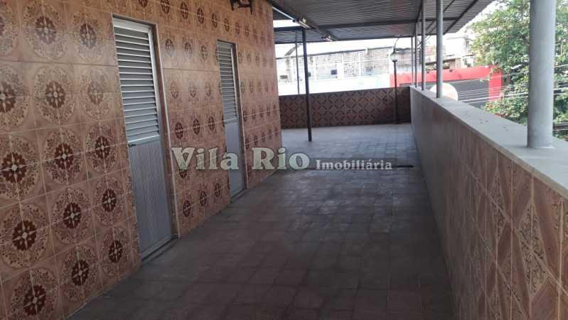 Terração - Casa 6 quartos à venda Irajá, Rio de Janeiro - R$ 1.200.000 - VCA60003 - 30