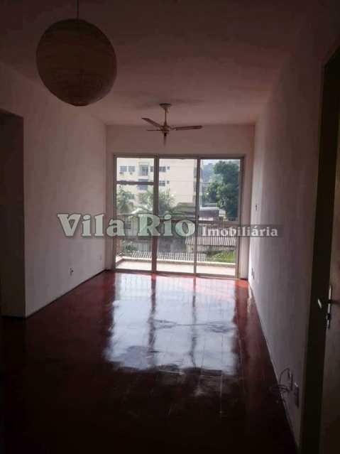 SALA 1. - Apartamento 2 quartos à venda Vaz Lobo, Rio de Janeiro - R$ 135.000 - VAP20491 - 1