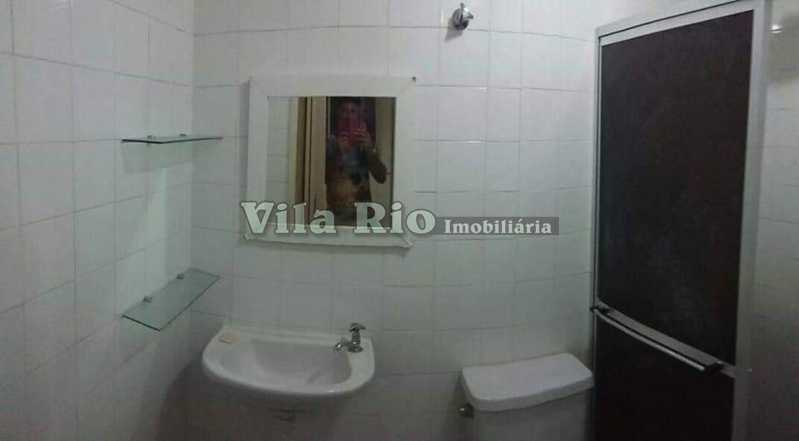 BANHEIRO 1. - Apartamento 2 quartos à venda Vaz Lobo, Rio de Janeiro - R$ 135.000 - VAP20491 - 10
