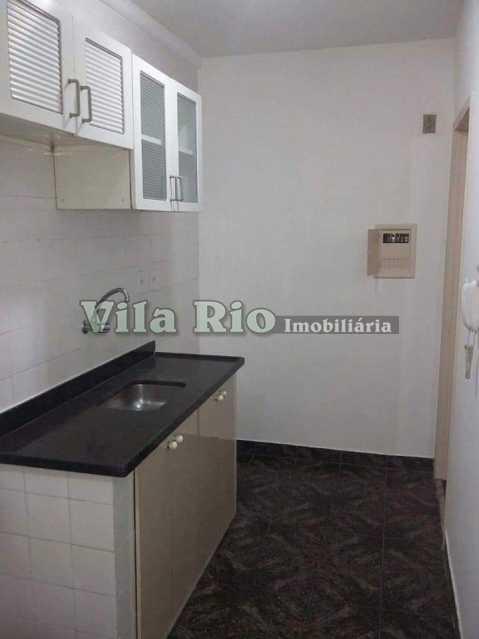 COZINHA. - Apartamento 2 quartos à venda Vaz Lobo, Rio de Janeiro - R$ 135.000 - VAP20491 - 12