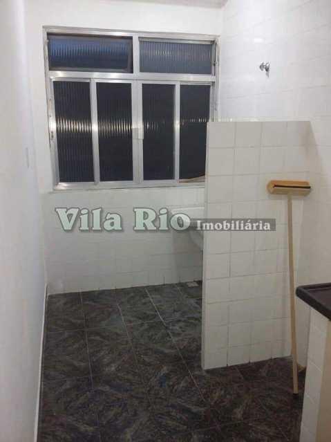 ÁREA. - Apartamento 2 quartos à venda Vaz Lobo, Rio de Janeiro - R$ 135.000 - VAP20491 - 13