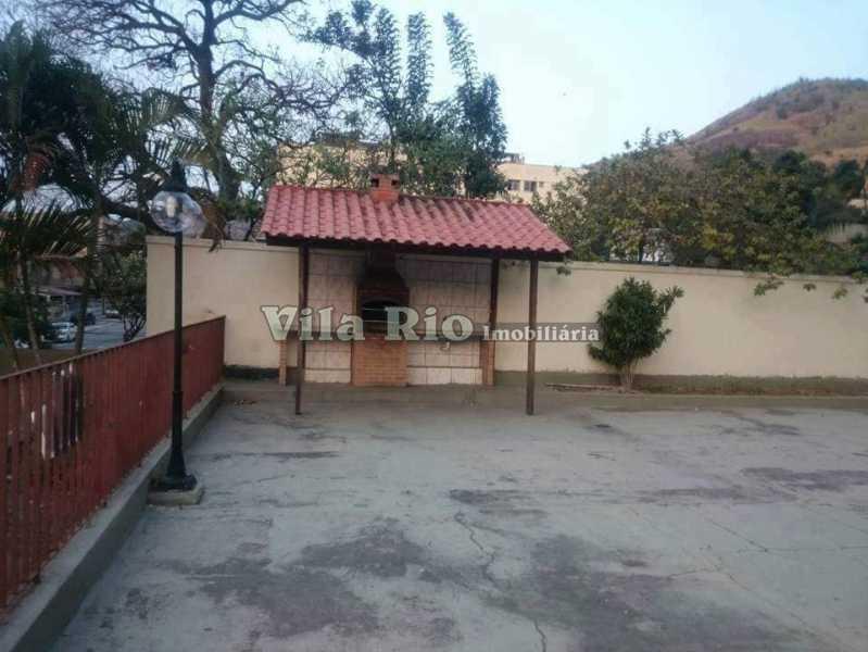CHURRASQUEIRA. - Apartamento 2 quartos à venda Vaz Lobo, Rio de Janeiro - R$ 135.000 - VAP20491 - 16