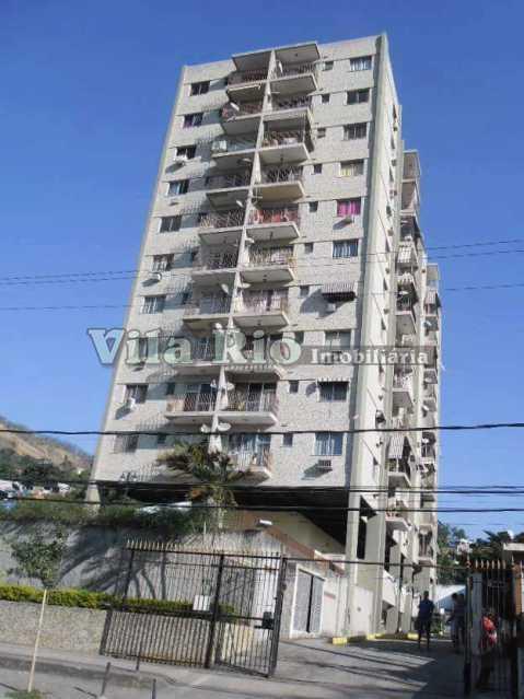 FACHADA 1. - Apartamento 2 quartos à venda Vaz Lobo, Rio de Janeiro - R$ 135.000 - VAP20491 - 24