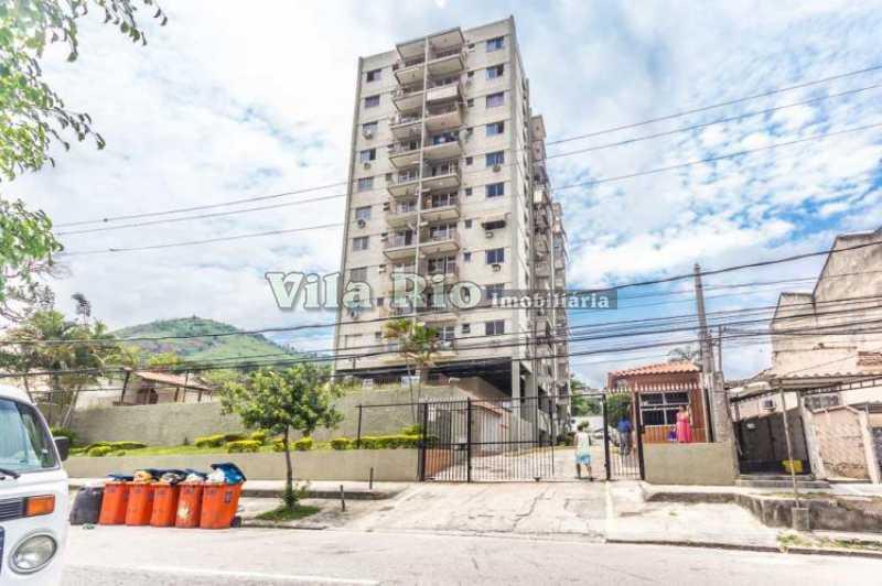 FACHADA 1 - Apartamento 2 quartos à venda Vaz Lobo, Rio de Janeiro - R$ 135.000 - VAP20491 - 25