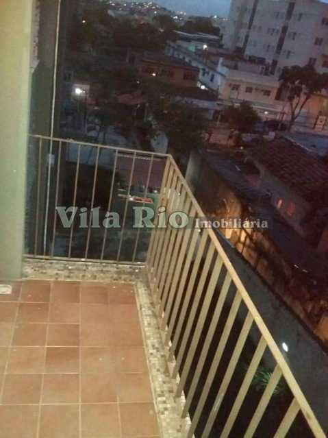 VARANDA. - Apartamento 2 quartos à venda Vaz Lobo, Rio de Janeiro - R$ 135.000 - VAP20491 - 15