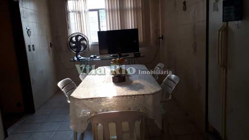 Sala de jantar - Casa 6 quartos à venda Vista Alegre, Rio de Janeiro - R$ 950.000 - VCA60004 - 3