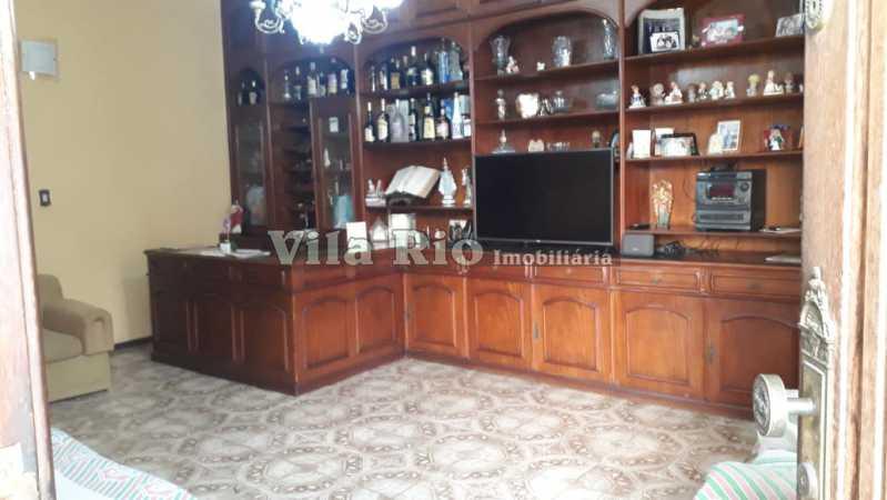 Salão 1.2 - Casa 6 quartos à venda Vista Alegre, Rio de Janeiro - R$ 950.000 - VCA60004 - 4