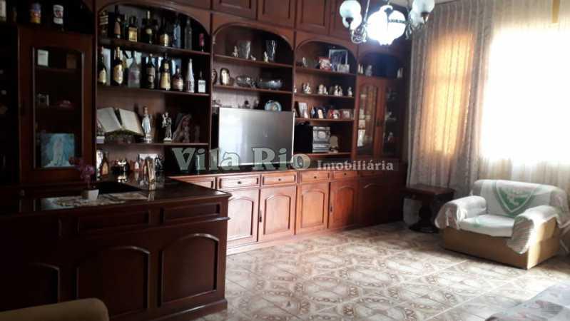 Salão - Casa 6 quartos à venda Vista Alegre, Rio de Janeiro - R$ 950.000 - VCA60004 - 5