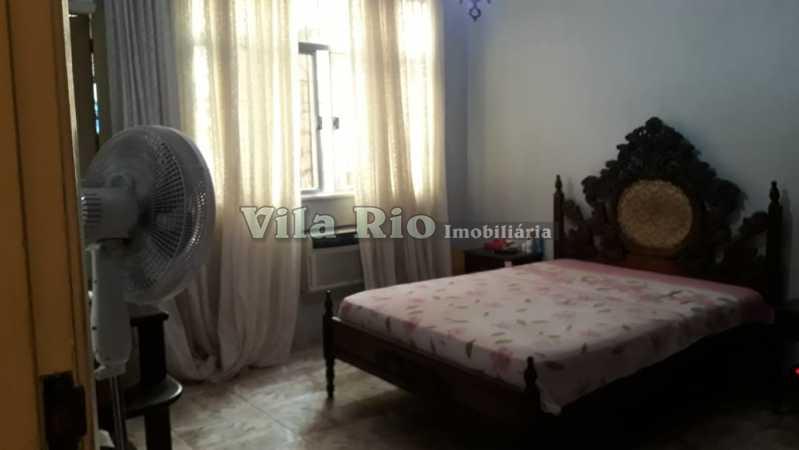 Quarto 1.1 - Casa 6 quartos à venda Vista Alegre, Rio de Janeiro - R$ 950.000 - VCA60004 - 6