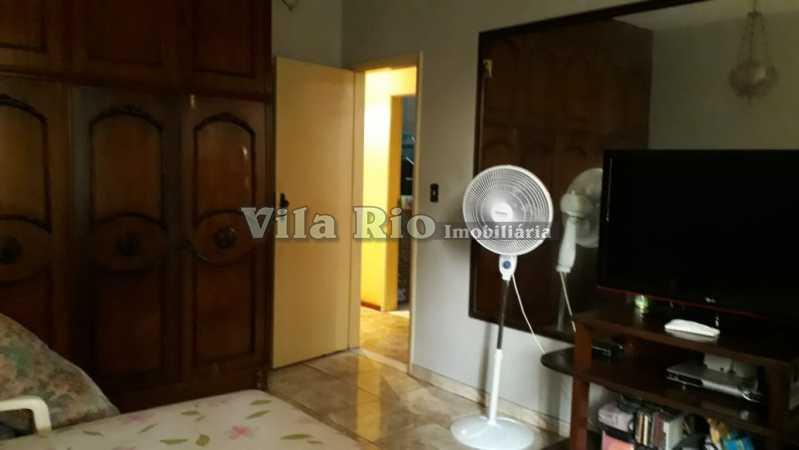 Quarto 1.2 - Casa 6 quartos à venda Vista Alegre, Rio de Janeiro - R$ 950.000 - VCA60004 - 7