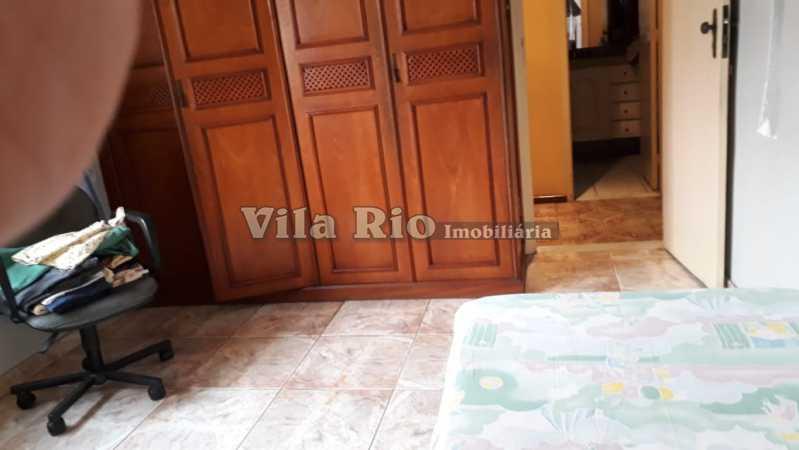 Quarto 1 - Casa 6 quartos à venda Vista Alegre, Rio de Janeiro - R$ 950.000 - VCA60004 - 8