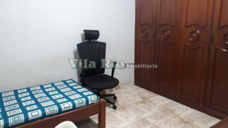 Quarto 3.1 - Casa 6 quartos à venda Vista Alegre, Rio de Janeiro - R$ 950.000 - VCA60004 - 10