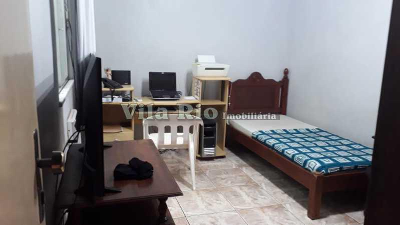 Quarto 3 - Casa 6 quartos à venda Vista Alegre, Rio de Janeiro - R$ 950.000 - VCA60004 - 11