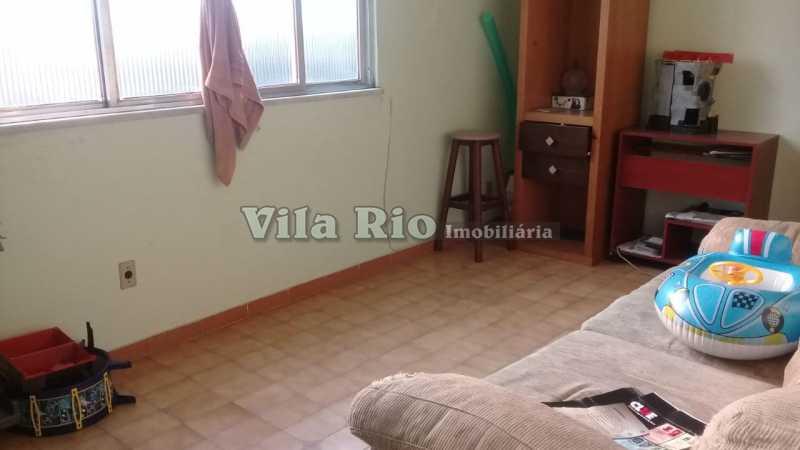 Quarto 4 - Casa 6 quartos à venda Vista Alegre, Rio de Janeiro - R$ 950.000 - VCA60004 - 12
