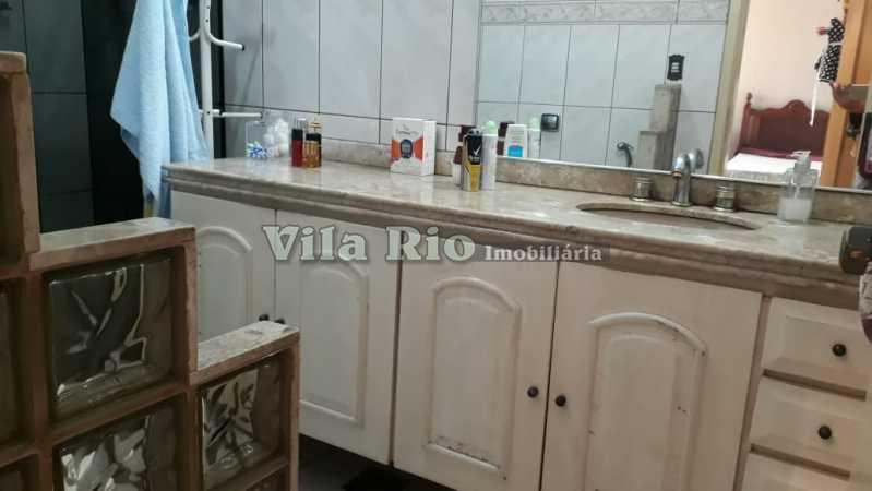 Banheiro social 1.1 - Casa 6 quartos à venda Vista Alegre, Rio de Janeiro - R$ 950.000 - VCA60004 - 18