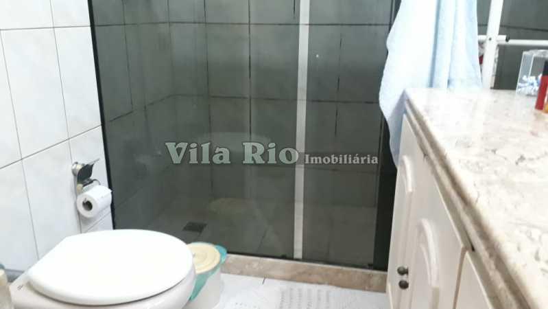 Banheiro social - Casa 6 quartos à venda Vista Alegre, Rio de Janeiro - R$ 950.000 - VCA60004 - 19