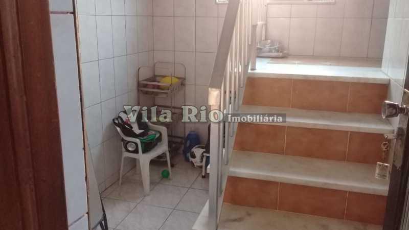 Área de acesso - Casa 6 quartos à venda Vista Alegre, Rio de Janeiro - R$ 950.000 - VCA60004 - 24