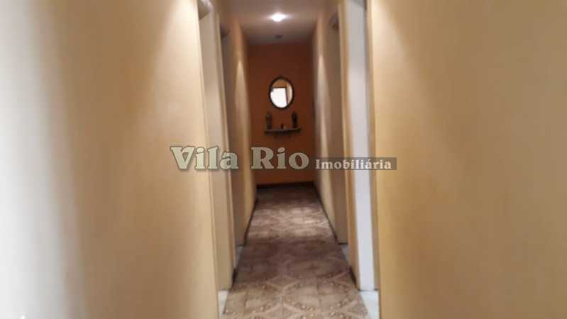 Circulação 1 - Casa 6 quartos à venda Vista Alegre, Rio de Janeiro - R$ 950.000 - VCA60004 - 22