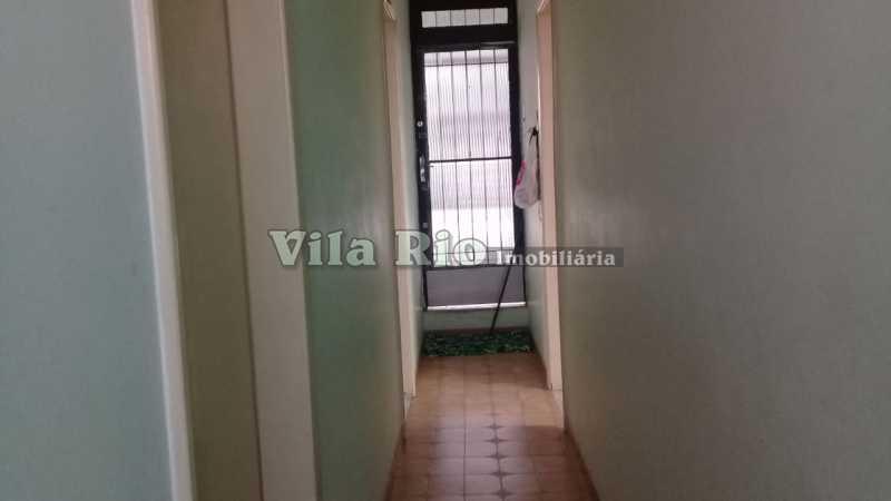 Circulação 2 - Casa 6 quartos à venda Vista Alegre, Rio de Janeiro - R$ 950.000 - VCA60004 - 23