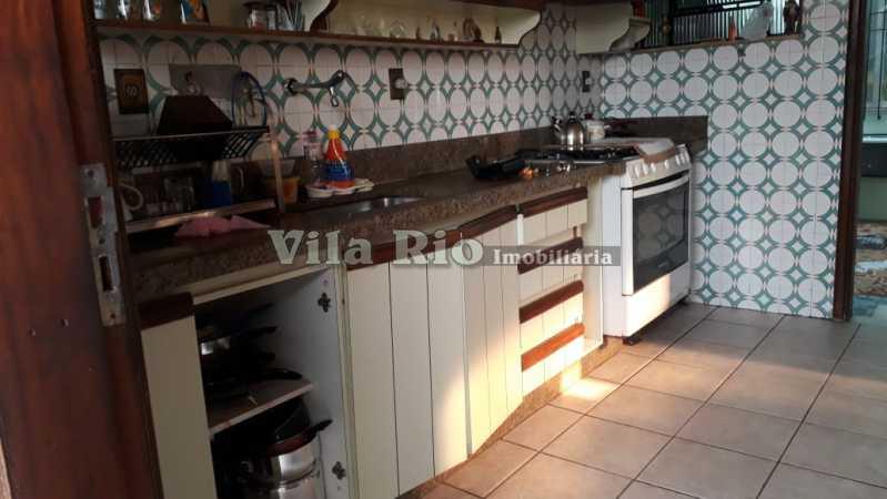 Cozinha - Casa 6 quartos à venda Vista Alegre, Rio de Janeiro - R$ 950.000 - VCA60004 - 25